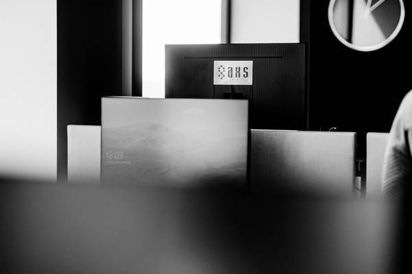 Nieuw kantoor foto